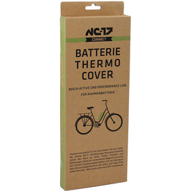 NC-17 Thermo Cover til Bosch-rammme Batteri fra 2014